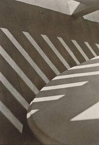 Paul Strand, 'Abstraction, Porch Shadows, Connecticut', 1916