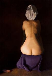 Dorian Vallejo, 'Nude Back'