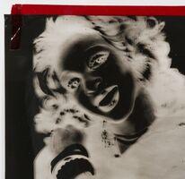 Andy Warhol, 'Unique acetate from Ladies & Gentlemen. Portrait of Easha Mccleary', ca. 1975