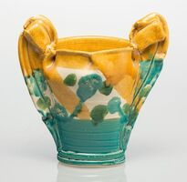 Betty Woodman, 'Vase', 1980s