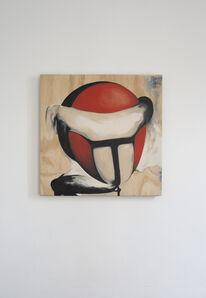 Guido Ignatti, 'Pintó luna de miel en lugar de fiesta con el camello', 2020