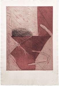 Albert Ràfols-Casamada, 'ABRIL-3 (ROSE)', 1985