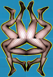 Yasumasa Yonehara, 'Floating Flesh No. 3', 2018