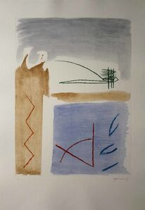 Albert Ràfols-Casamada, 'Camí de primavera 5', 2005