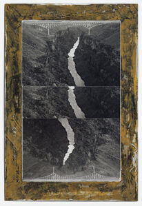 Michael Berman, 'Taos Bridge #1', 2019