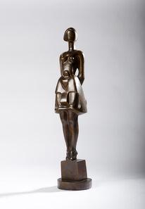 Dudley Vaill Talcott, 'Waitress', ca. 1929