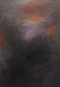 MD Tokon, 'Mountain and Sky', 2014
