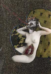 India Evans, 'Il Rumore della Sperenzana', 2011