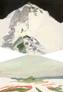 Chih-Hung Kuo, 'Study of Landscape 72', 2017
