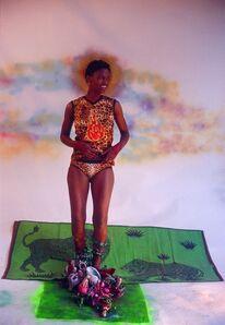 Tracey Rose, 'Lucie's Fur Version 1.1.1- La Messie', 2003