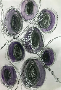 Liz Curtin, 'Covid Drawing #3', 2020