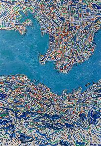 Barbara Macfarlane, 'Hong Kong, High Summer', 2019
