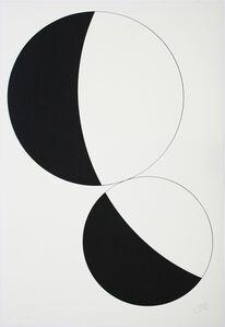 Leon Polk Smith, 'Werkubersicht/Work-Overview G', 1970-1987