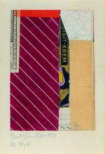 Kurt Schwitters, 'Mz 30, 41', 1930