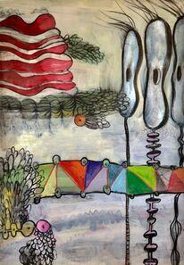 Deborah Buck, 'Candy Land', 2018