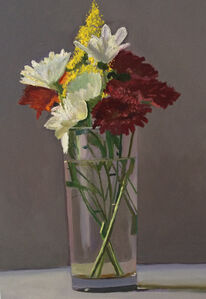 Dan McCleary, 'Mixed Flowers with Golden Rod', 2018