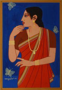 Lalu Prasad Shaw, 'Untitled ', 1989