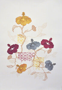 Susan Graham, 'Industrial Florals 1', 2013