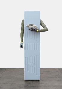 Aleksandra Domanović, 'Votive: Hare', 2016