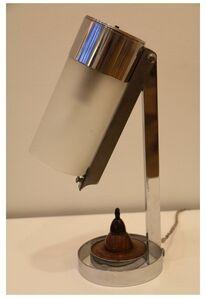 Jean Boris Lacroix, 'Art Deco Modernist Table Lamp, by Jean Boris Lacroix', 1930-1939