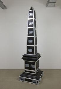 Michaël Aerts, 'Obelisk Home Edition (sculptore)', 2009