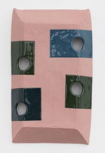 Martha Clippinger, 'four square', 2018