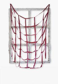 Vadis Turner, 'Loose Grid and Cement Grid', 2020