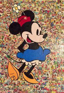 Diana Eger, 'Happy Minnie', 2016