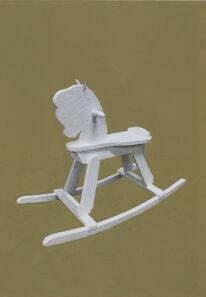 Luis Paulo Costa, 'Untitled (white horse)', 2020