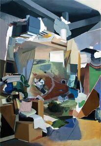 Alfons Pressnitz, 'Inside-Out', 2016
