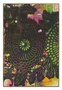 Christine Streuli, 'Not dark yet', 2016