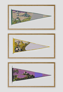 Bruno Faria, 'Landscape Memories / Rio de Janeiro', 2020