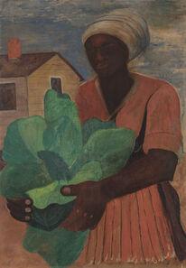 Romare Bearden, 'Untitled (Harvesting Tobacco)', c.1940