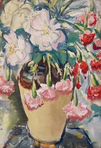 Alfred H. Maurer, 'Untitled (Floral Still Life)', circa 1920s