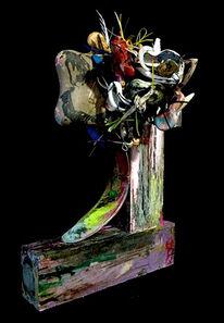 "Duane Paul, '""Monica..."" Mixed Media Sculpture ', 2010-2019"