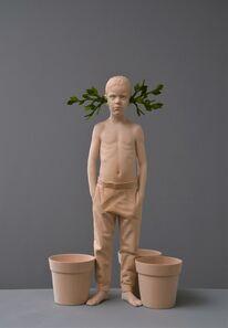 Christian Verginer, 'The tree in me II', 2019