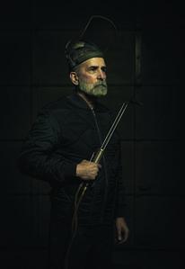 Freddy Fabris, 'The Welder - Portrait III - Renaissance Series', 2016
