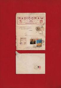 Mehreen Murtaza, 'Telegram from the Future, Radiogram', 2013