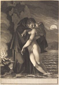 Pierre-Paul Prud'hon, 'Phrosine and Melidore', 1796