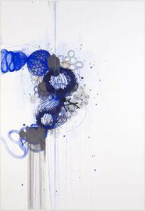 Yvonne Estrada, 'LD16-11 Blue', 2011