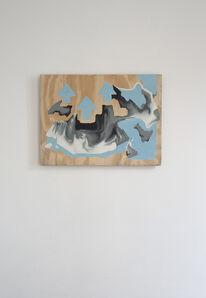 Guido Ignatti, 'Emerge el vapor de un archipielago de cemento quemado', 2020