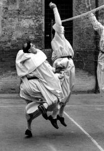 Nino Migliori, 'Frati Volanti'