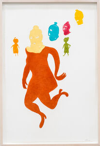 Maureen Selwood, 'Such a Fine Sunny Day and I Have To Go', 2014
