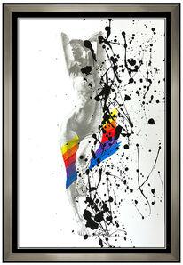 Bill Mack, 'Charisma Rainbow', 21st Century