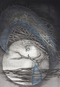 Irene Chou, 'Tree 8', 1970-1980
