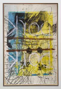 Oscar Murillo (b. 1986), 'Untitled', 2012