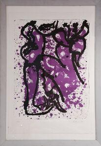 Grace Hartigan, 'Butterfly Woman ', 1988