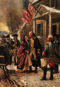 Edwin Percy Moran, 'Washington's Farewell'