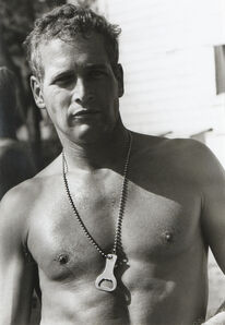 "Lawrence Schiller, 'Paul Newman in the motion picture ""Cool Hand Luke""', ca. 1960s"