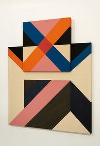 Sven Lukin, 'X-ing', 1963